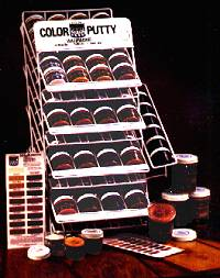 Color Putty Assortment #596
