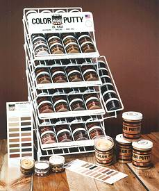 Color Putty Assortment #196