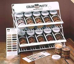 Color Putty Assortment #40